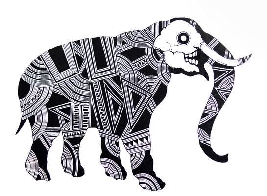 ゾウ/elephant
