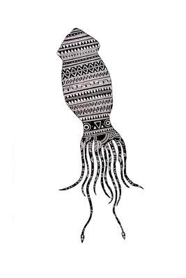 イカ/squid