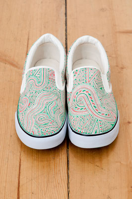 Apsu Hand drwing Shoes/X MAS/JPY 26,000/オーダー可能