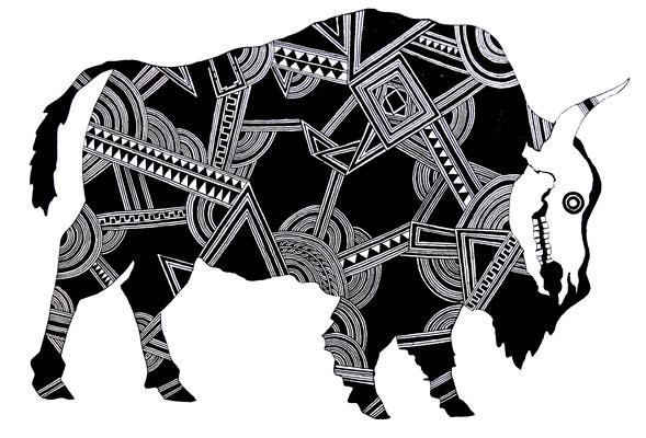 バッファロー/buffalo