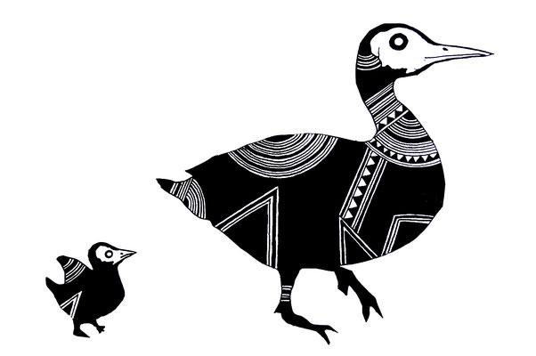 アヒル/duck