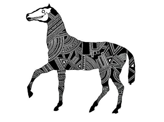 ウマ/horse