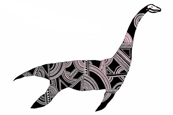 プレシオザウルス/plesiosaurus