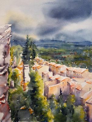 aquarelle de Didier GEORGES