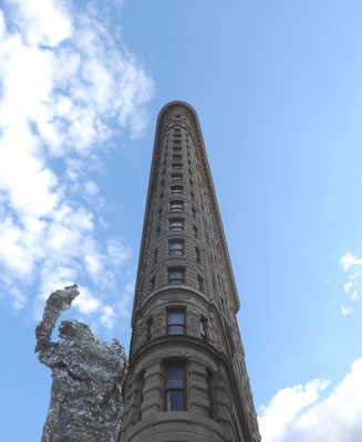 Flat Iron Building II