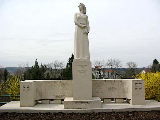 Monument aux Morts des conflits contemporains d'Hauteville-Lompnes