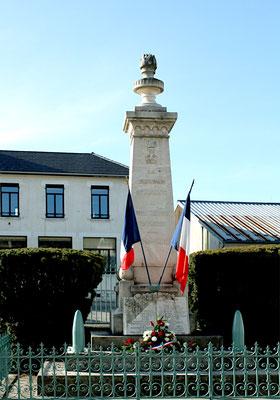 Monument aux Morts d'Aranc