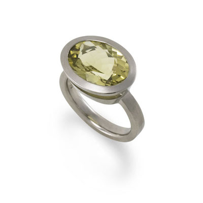 "Ring ""Lucide Lemon"""