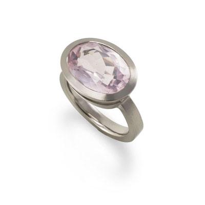 """Ring """"Lucide Rosé"""""""