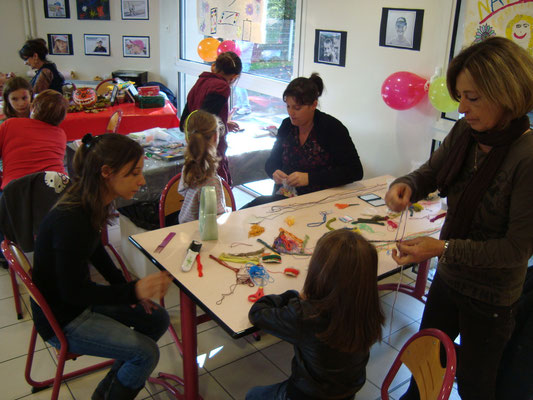Atelier Nattes Colorées
