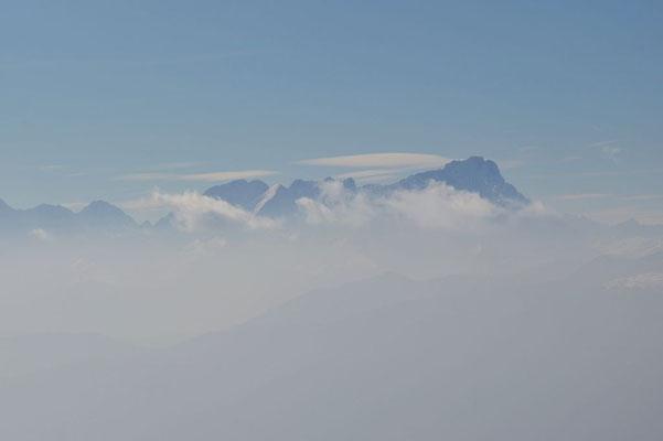 Zugspitze und Wetterstein