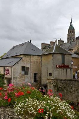Zentrum von Bayeux