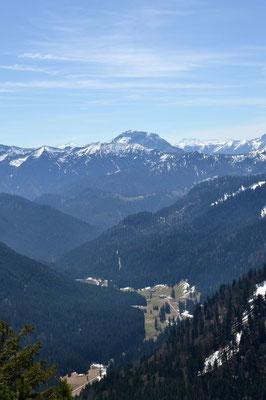 Schwarzenbachtal und Guffert