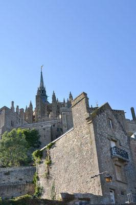 Abtei Le Mont-Saint-Michel