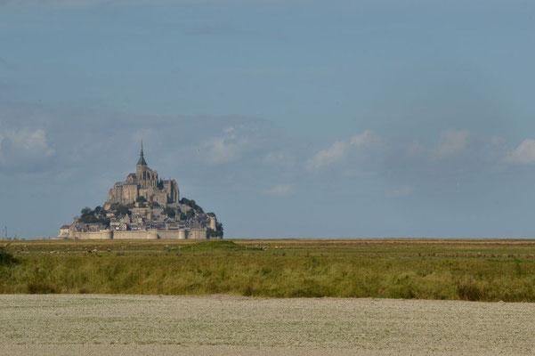 ... Mont-Saint-Michel.