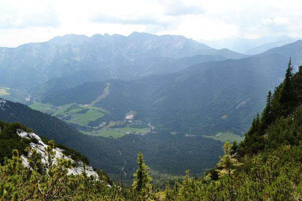 Rofangebirge und Steinberg am Rofan