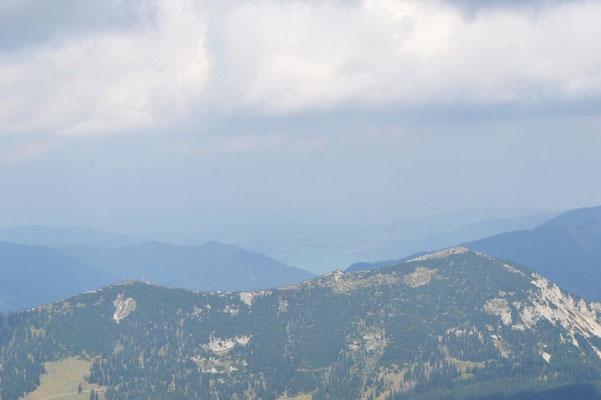 Blauberge und Tegernsee
