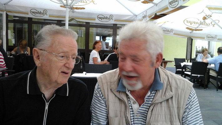 Don Stresing und Frank Sigbert Felgenhauer