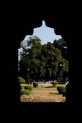 Lodhi garden, Indien