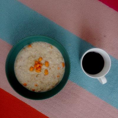 Porridge und Espresso, Finnland