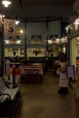Die Kaufhalle von Tampere, Finnland