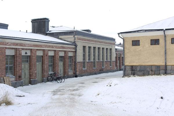 Suomenlinnea, Helsinki, Finland