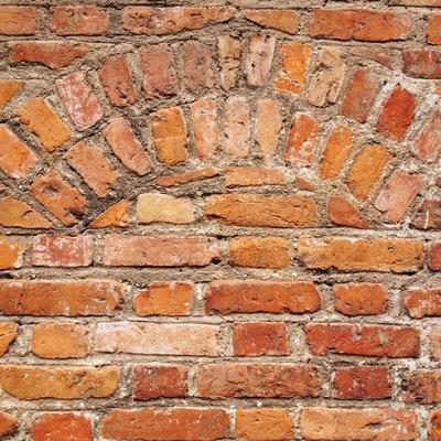 Brickwall in Vilnius