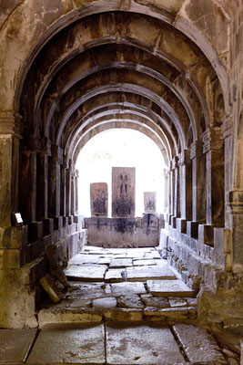 University, Sanahin monestary, Alaverdi, Armenia