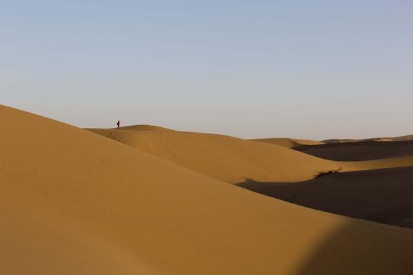 Desert dreams, Maranjab desert, Iran