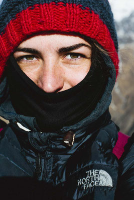 Selfies are an amazing way to document the changing light on the mountain. ;-), Mardi Himal Trek, Nepal