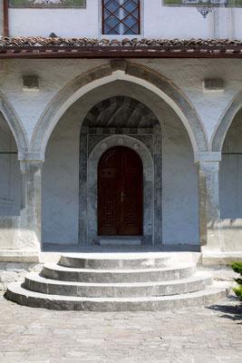 Khanpalast von Bachtschyssaraj, Krim, Russland