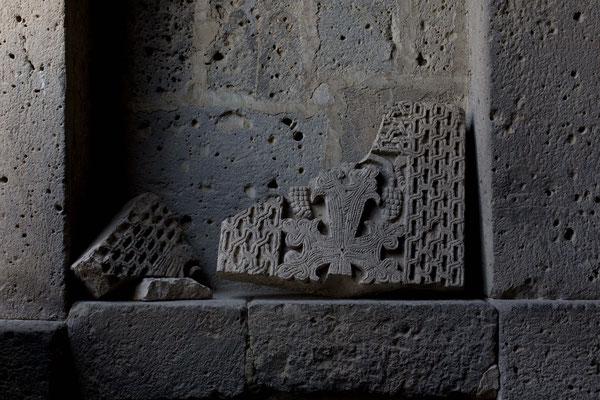 Kreuzstein, Kloster Sanahin, Alaverdi, Armenien