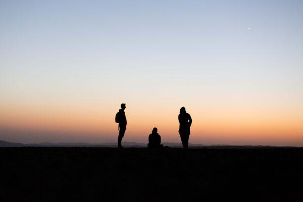 Wüstenträume, Wüste Manajab, Iran
