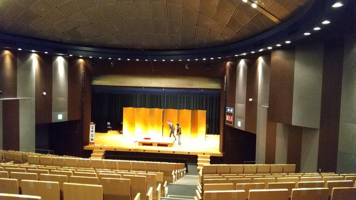 赤坂区民センター 音楽と講談の贈り物