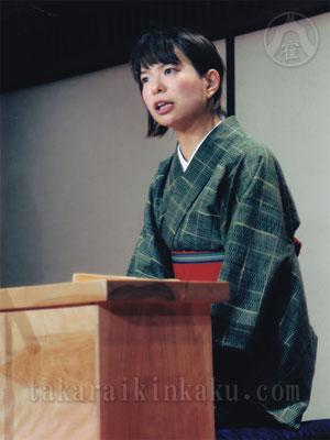 2010年 宝井琴柳の会 撮影 森松夫