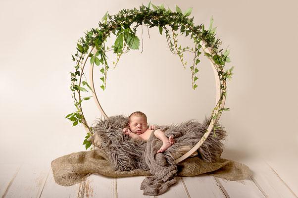 Babyfotoshooting in Saarlouis