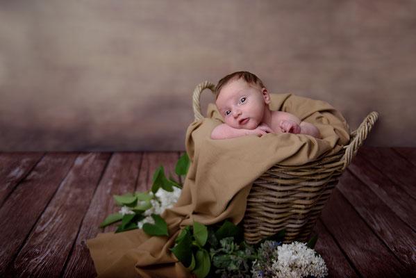 Babyshooting in Saarlouis Dillingen Merzig