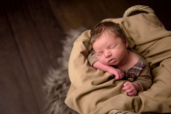 Neugeborenenfotos im Saarland