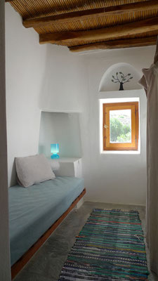 Alcove / Small extra bed