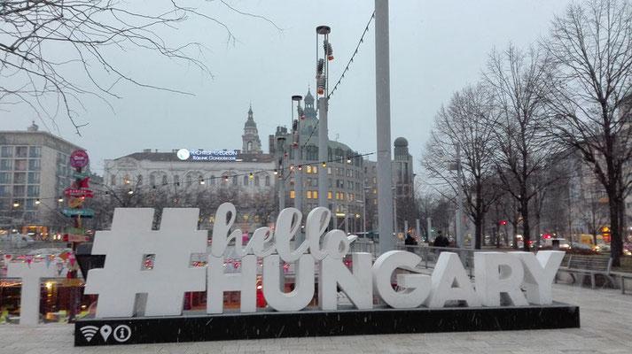Budapest Ungarn Hungary