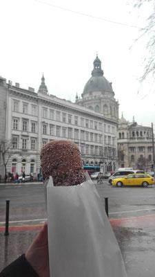 Budapest Ungarn Hungary Kürtöskalacs