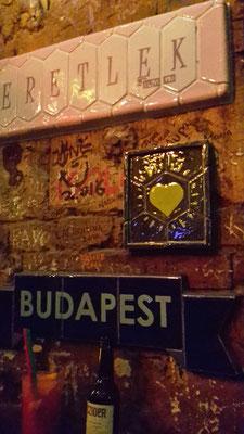 Budapest Ungarn Hungary Szimply Kert