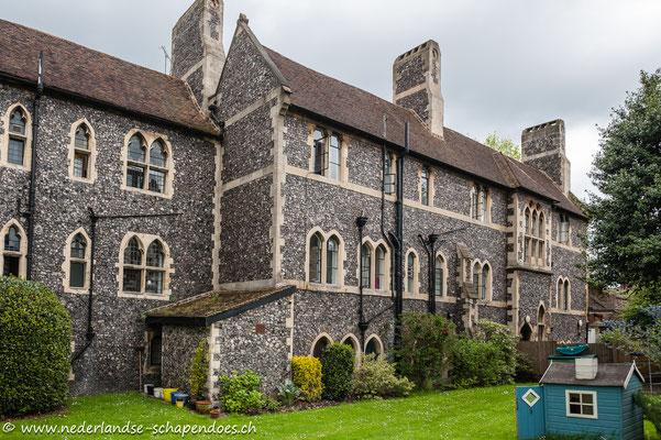 Canterbury: The King`s School
