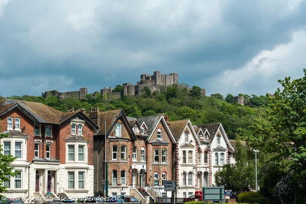 Dover: Blick aufs Castle