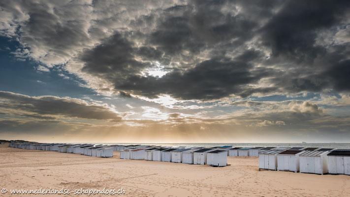 Anreise: Am Strand von Calais