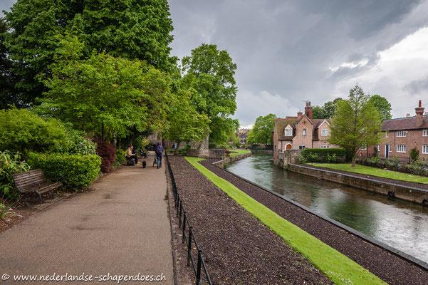 Westgate Gardens in Canterbury