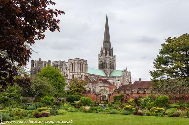 Die Kathedrale von Chichester