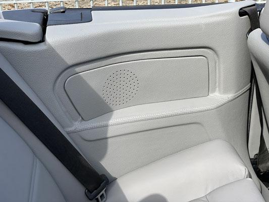 BMW 3er (E30) Cabrio - Hintere Seitenverkleidungen