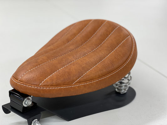 Für den plastischen Look der Absteppung wurde 1,5 cm starker Steppschaum genutzt.