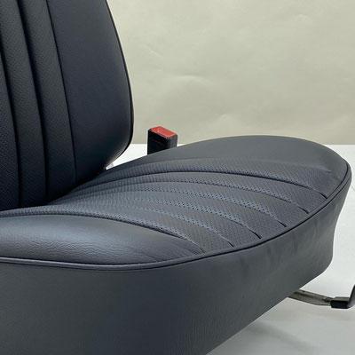 Mercedes Benz SL (R107) - Das Sitzteil im Detail